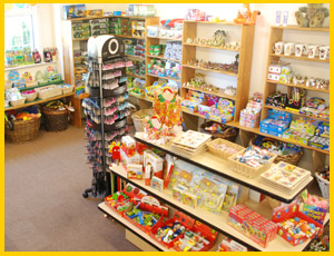 heads of ayr farm park gift shop