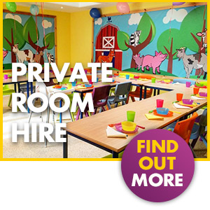 hire a party room